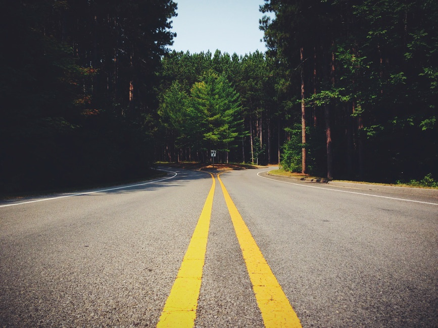 road-nature-lines-country-large